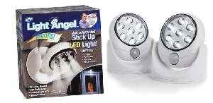 Светодиодная лампа с детекторо...