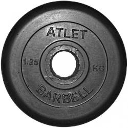 Диск для штанги MB ATLET