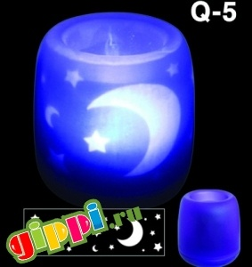 Электронная светодиодная свеча...