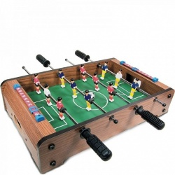 Настольный футбол TableTop Table Football D001 - 51x31x9.5cm