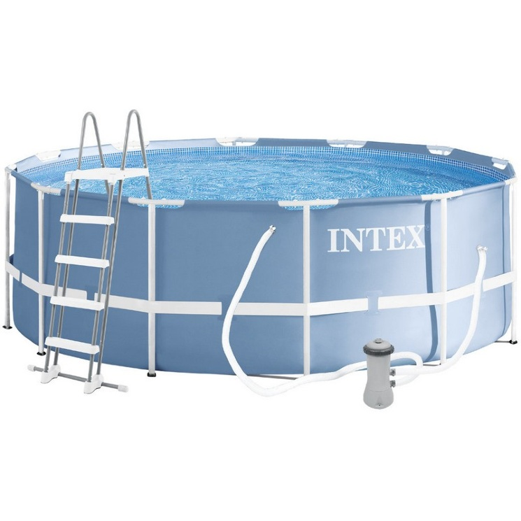 26706 Бассейн каркасный Intex Prism Frame Pool 305х99см