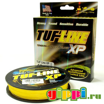 Шнур Tuf-Line XP Green d-0.31 137м