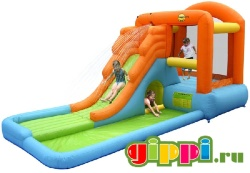 Надувной батут Giant Airflow Bouncy Castle and Pool 9049