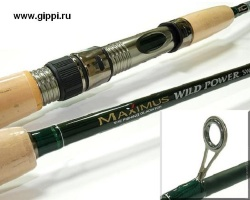 Спиннинг Maximus Wild Power SWP 24ML 240см 5-20гр