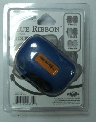 Коробка Flambeau Blue Ribbon Waterproof Mini Fly Box 8.89 x 6.35 x 3.81 cm комбинирова
